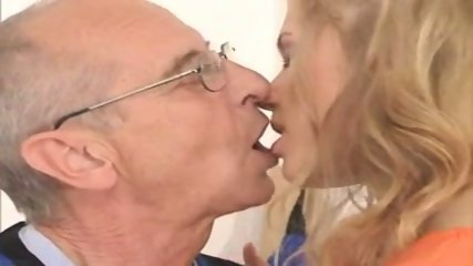 Young Girl Fucked in the ASS by Old Dude - scene 1