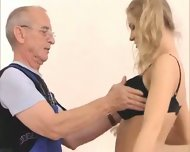 Young Girl Fucked in the ASS by Old Dude - scene 5
