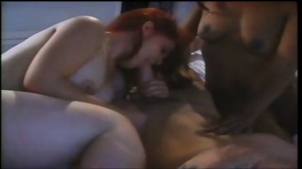 Interracial Midget Babes Fuck the Landlord - scene 11