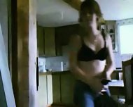 nice girl undressing - scene 10