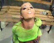 Bianca Purehart - Bukkake - scene 10