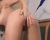 Gisele fucked in the ass - scene 1