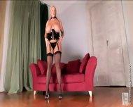Laura M in corset - scene 1