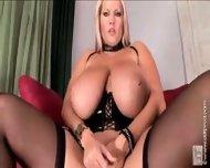 Laura M in corset - scene 10