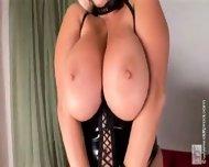 Laura M in corset - scene 2