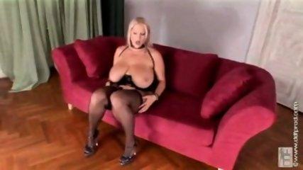 Laura M in corset - scene 7