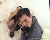 Anetta Keys - Footjob and Fuck - scene 5