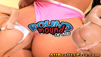 We waste no time when we face this luscious booty! - scene 2
