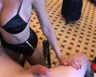 Catalina Cruz - Bellhop blower - scene 5