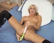 Cassie dildo masturbation - scene 10
