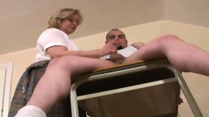 Mature - Badboys need jerking - scene 6