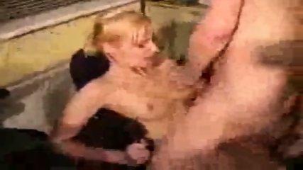 Skinny - Dutch Teen beeing casted - scene 12