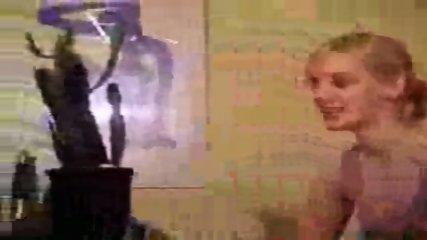 Skinny - Dutch Teen beeing casted - scene 3