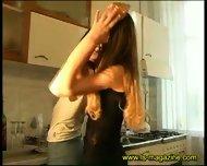 2 RUSSIAN teens LESBIAN LaCi86 - scene 1