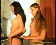 2 RUSSIAN teens LESBIAN LaCi86 - scene 8