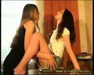 2 RUSSIAN teens LESBIAN LaCi86 - scene 3