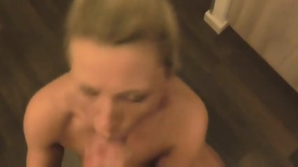 American Girl Doing Blowjob - scene 11
