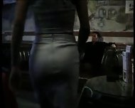 Shay Sweet in a bar - scene 2