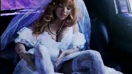 Bride in limo - scene 2