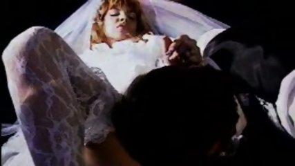 Bride in limo - scene 4
