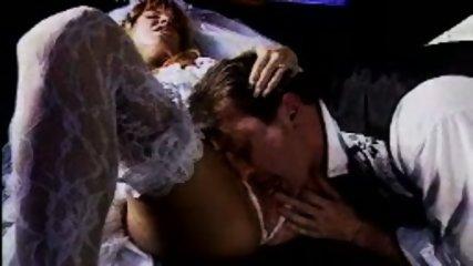 Bride in limo - scene 6