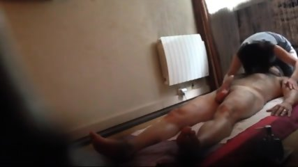 Hidden Cam Massage - scene 1
