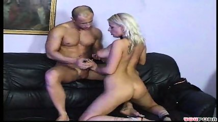 Blonde honey puts out 3/4 - scene 10