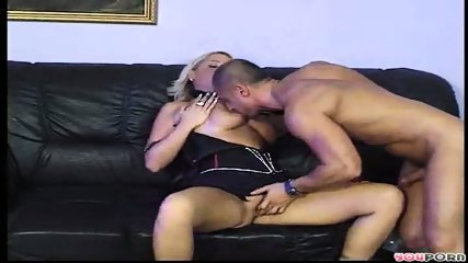 Blonde honey puts out 3/4 - scene 1