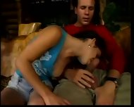 Super hot girl seduces tutor - scene 2