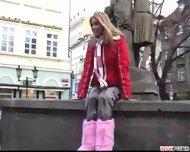 Theresa from Prague pt 1/2 - scene 3