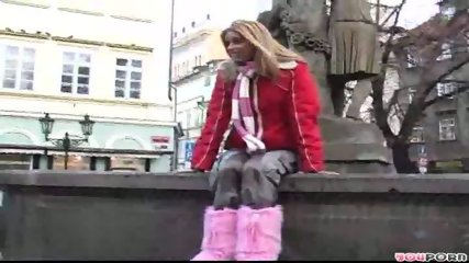 Theresa from Prague pt 1/2 - scene 3