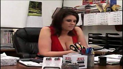 Lisa behind the desk - Pt. 1/3 - scene 2