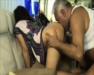 Mature Getting Ass Fucked By Old Guy - scene 11