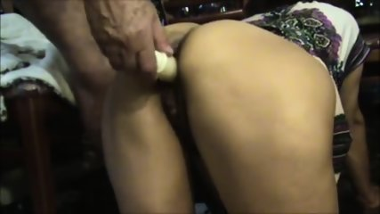 Mature Getting Ass Fucked By Old Guy - scene 4