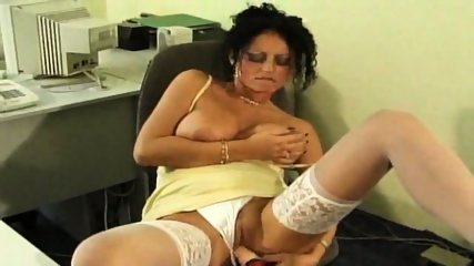 The horny secretary - scene 9