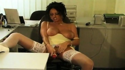 The horny secretary - scene 7