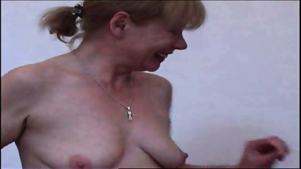 Mature takes a hard one in her sweet arse - scene 3