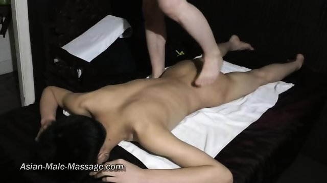 Gay massage asian video