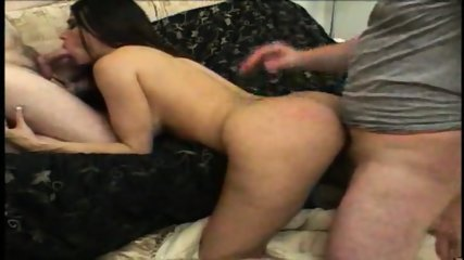Big titted MILF in a 3-some - Pt. 4/4 - scene 9