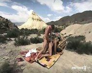 Quad Desert Anal Fury - scene 2