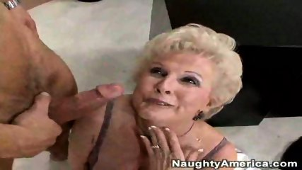 Mature Lady Fucks Young Cock - scene 12