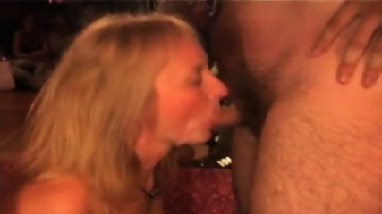 Amateur Hungarian Blowjob Party - scene 11