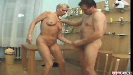 Smoking mature blonde 5/5 - scene 10