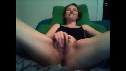 Amateur Homemade Teen Solo Masturbation - scene 2