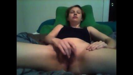 Amateur Homemade Teen Solo Masturbation - scene 6
