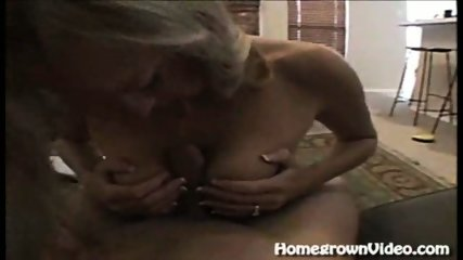 Blowjob And Titty Fuck Get Blonde Sprayed - scene 6