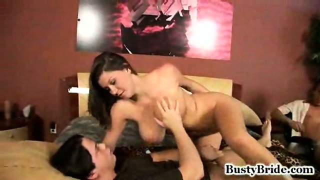 Horny wife fucked by another man
