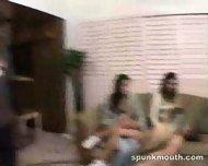 Dirty Girl Gangbang - scene 9