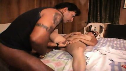 Latina with dark glasses gets shtupped - Pt. 1/6 - scene 9
