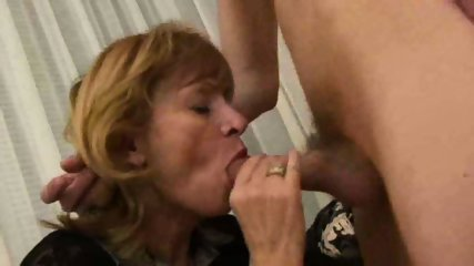 MILF can't keep her hands off this stud - scene 1